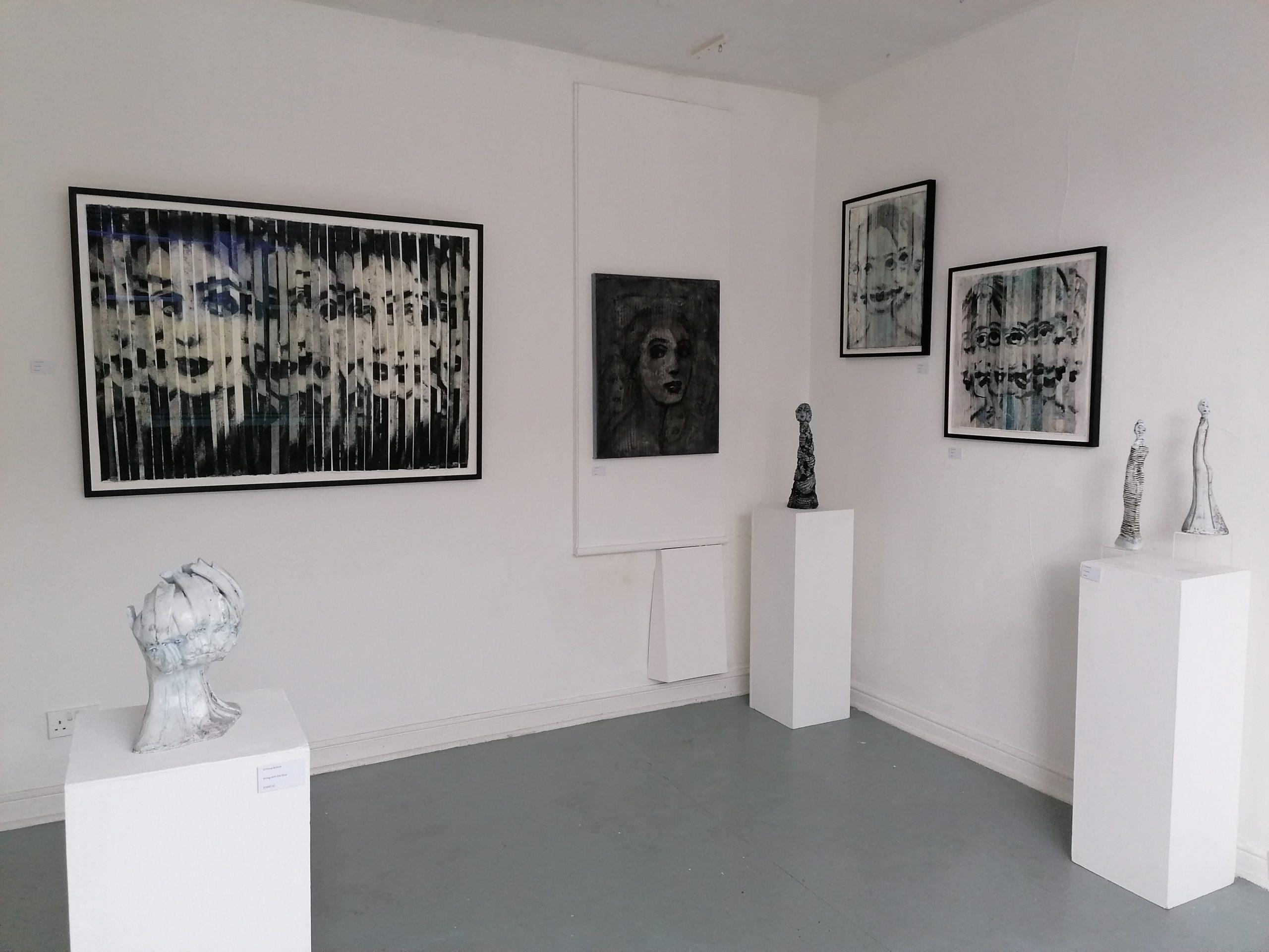 Exhibition Lockdown March 2020